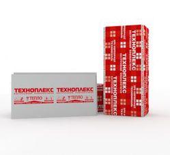 Экструдированный пенополистирол ТЕХНОПЛЕКС (118х60х2см) 20 шт.уп.