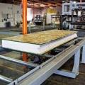Изготовление SIP панелей